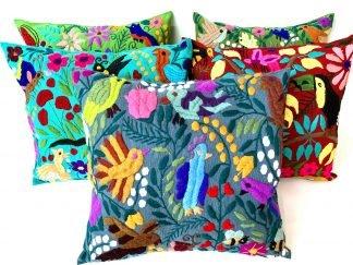 Mexican cushions