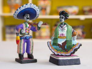 Mexican handicrafts and folk art