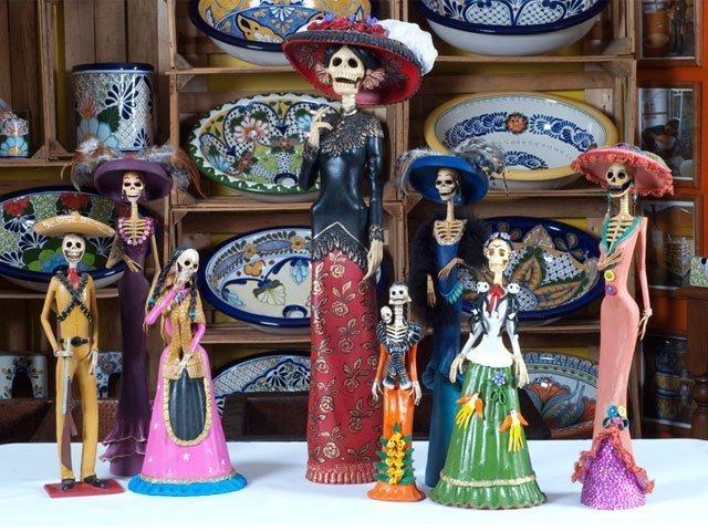 Artisanat et art populaire mexicain