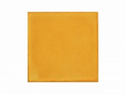 Amarillo sólido tile