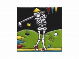 Golf tile