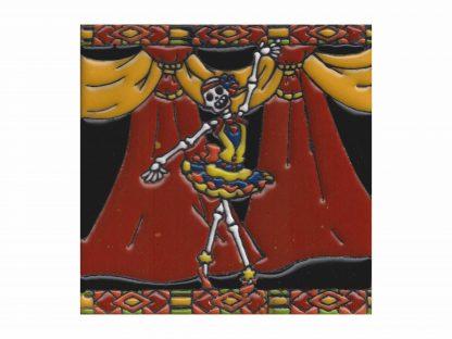 Bailarín tile (L)